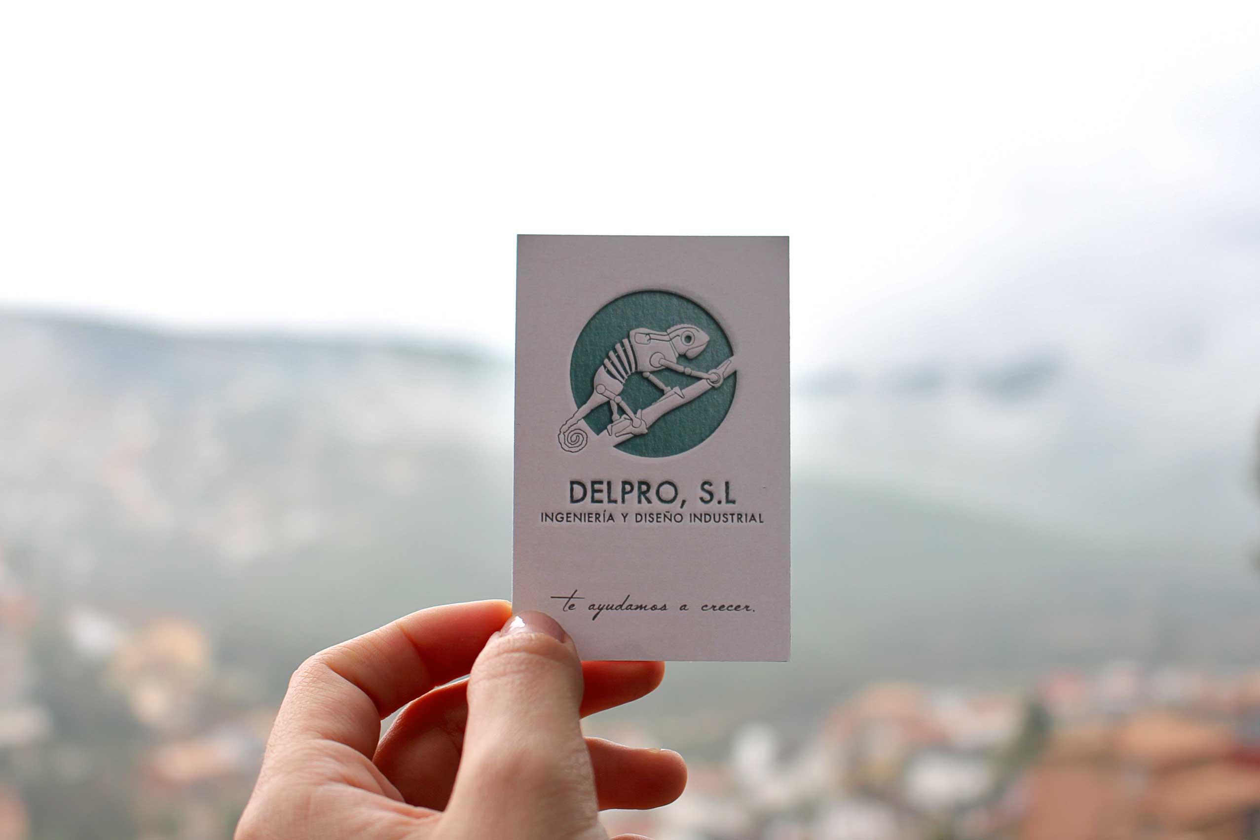 Trabajar en Delpro