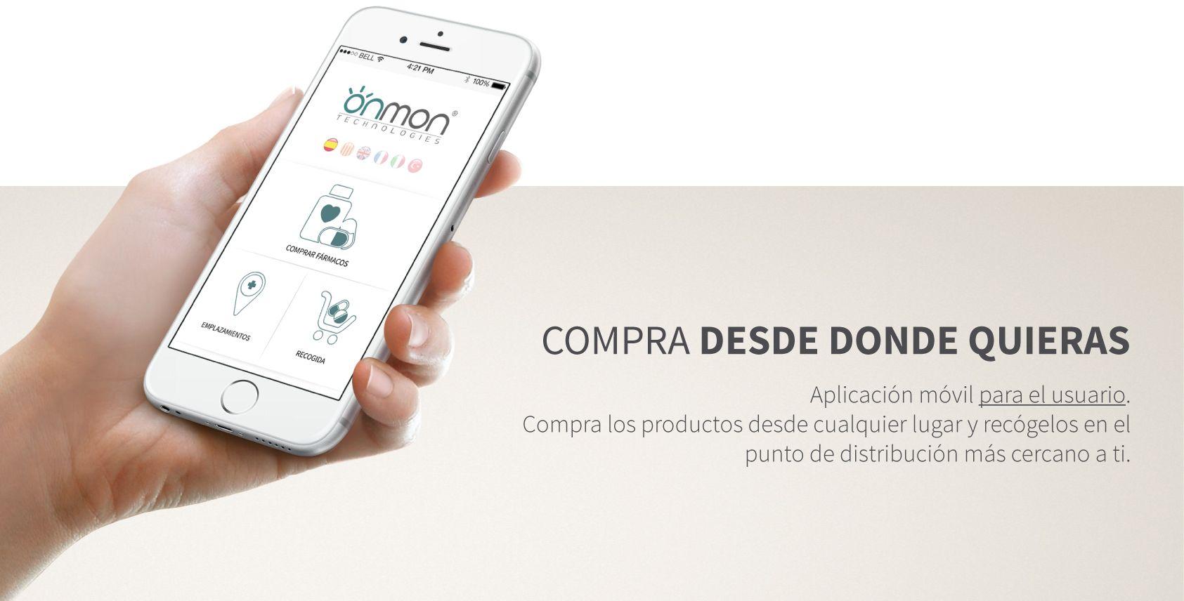 Onmon App by Delpro