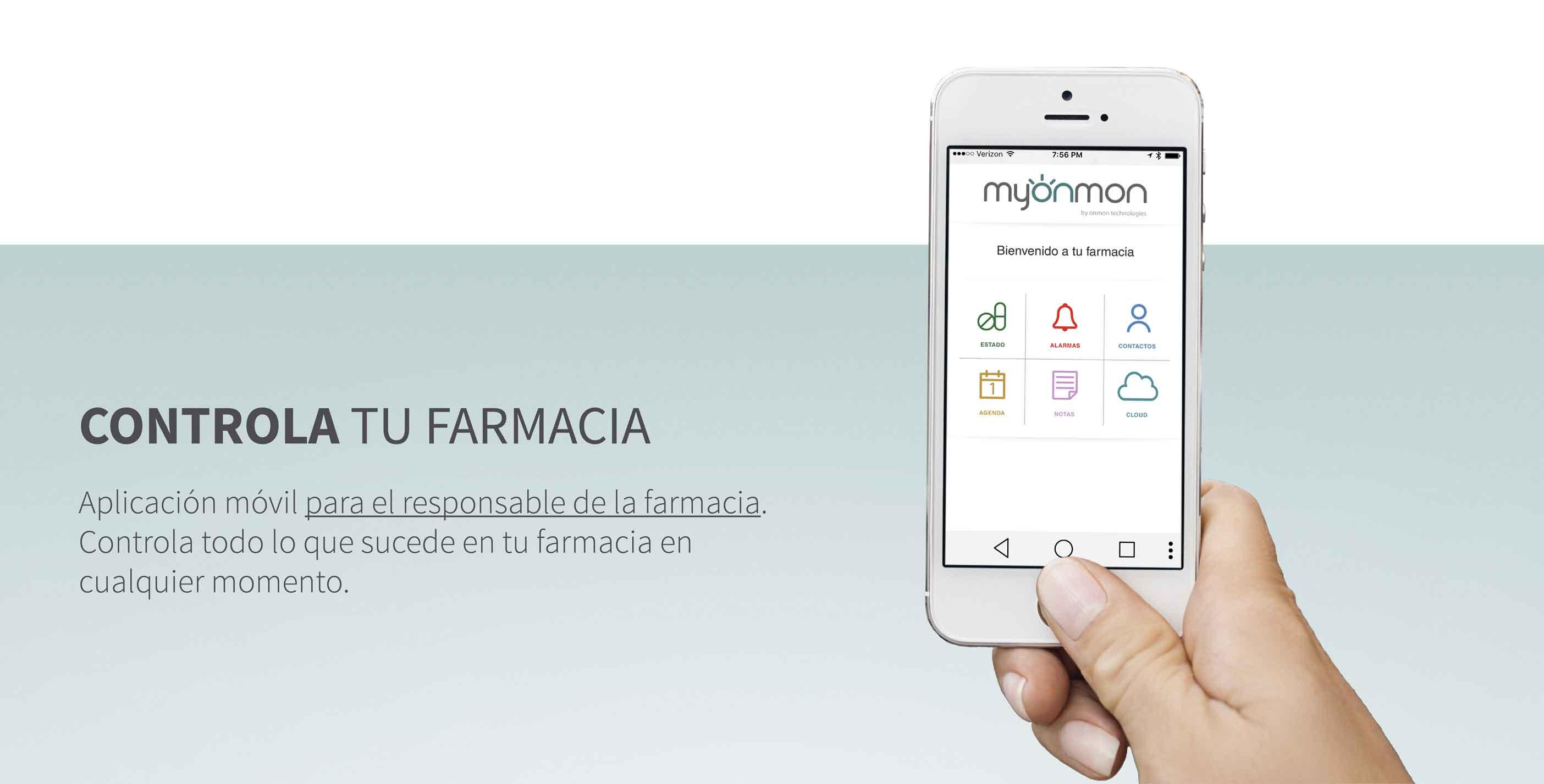 Myonmon App by Delpro