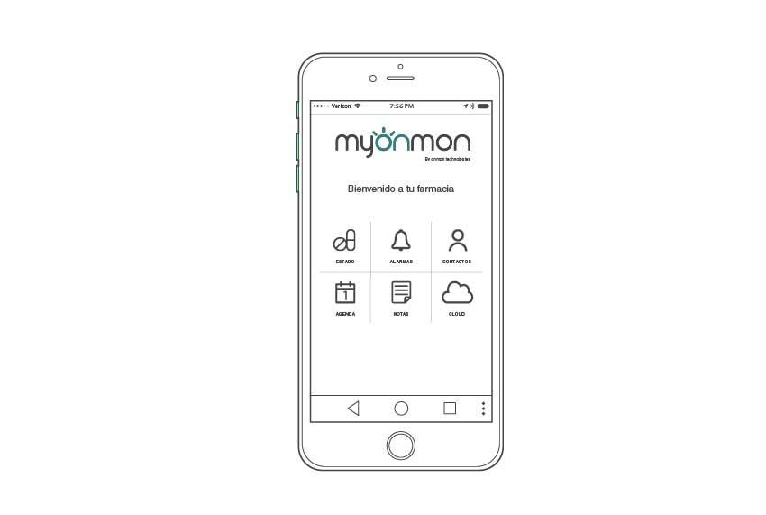Myonmon App Delpro SL