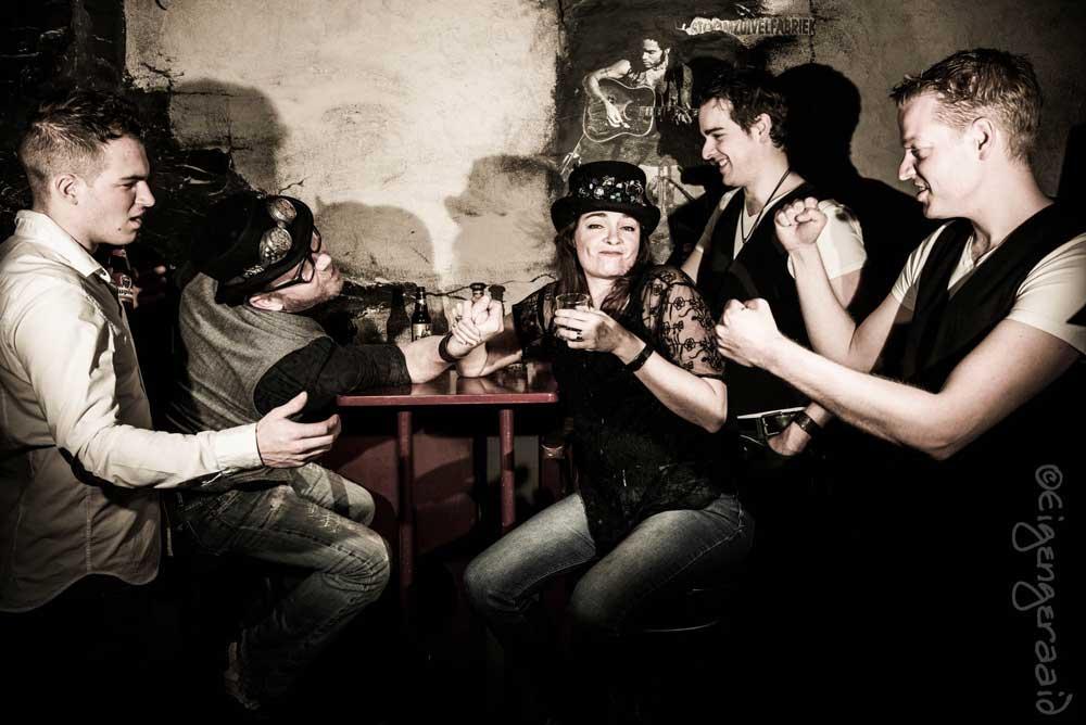 Barracuda-Rock Band_Delpro S.L.