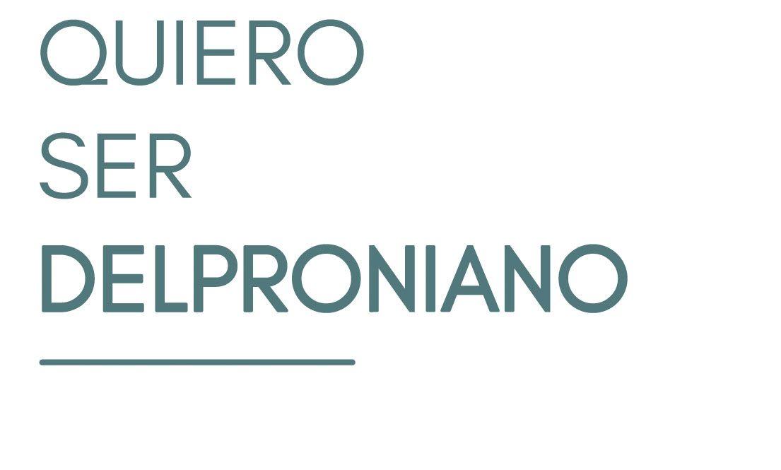 Quiero ser Delproniano
