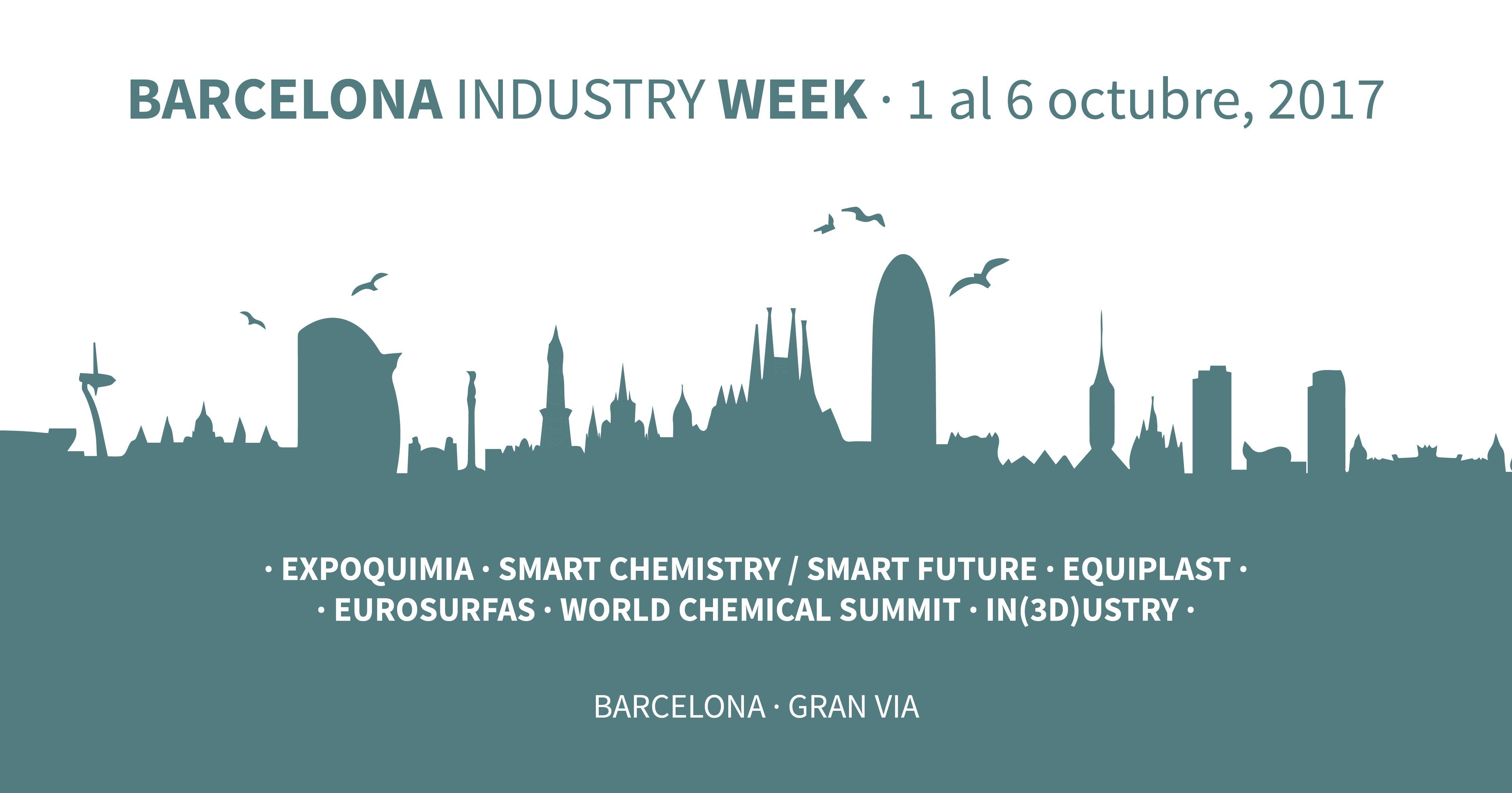 Barcelona Industry Week 2017